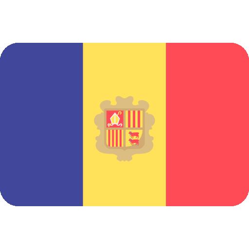 Andorrian Flag